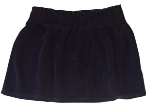Juicy Couture Mini Skirt Black