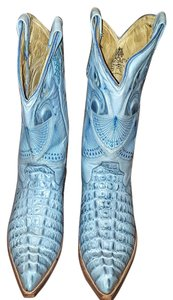 MEZQUITE POWDER BLUE Boots