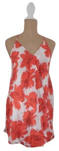 Victoria Secret Floral Dress! short dress Pink and white on Tradesy