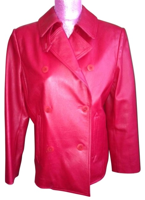 Preload https://item2.tradesy.com/images/ralph-lauren-red-leather-jacket-size-6-s-170096-0-0.jpg?width=400&height=650