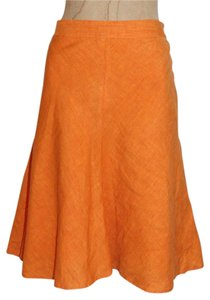 Banana Republic Skirt ORANGE