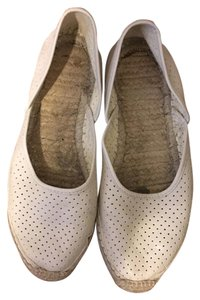 Rag & Bone Cream Flats