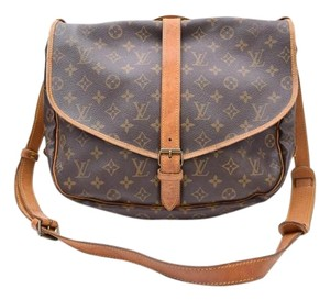 Louis Vuitton Saumur Saumur 35 Neverfull | Speedy Shoulder Bag