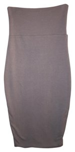 James Perse Skirt Light grey