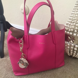 Furla Tote Bag Tote in Pink/Rose