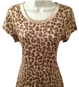 Banana Republic #animalprint Top