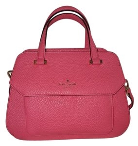 Kate Spade Aubrey Nwt Satchel in Flamingo