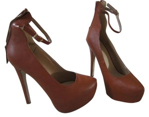 Shiekh Brown Platforms