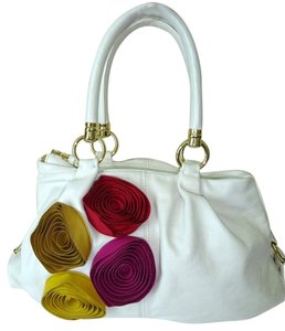 Antonio Melani Leather Summer Shoulder Bag