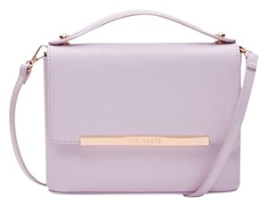 bd6dcadcc Ted Baker Leather With Rose Gold Purple Cross Body Bag
