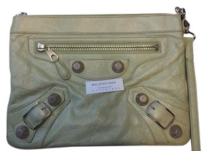 Balenciaga Pistachio (Lime green) Clutch