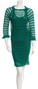 Isabel Marant short dress Emerald on Tradesy