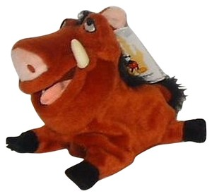 Disney Disney's The Lion King Pumbaa Plush Bean Bag toy