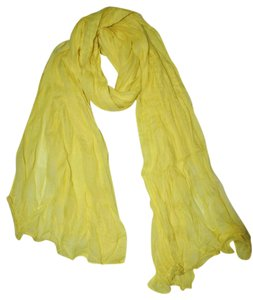 Other NEW Cotton Yellow Soft Scarf (#19)