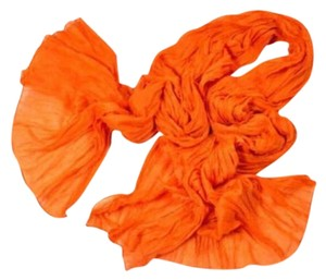Other NEW Cotton Orange Soft Scarf (#20)