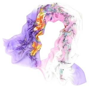 Multi Floral Scarf (#24)