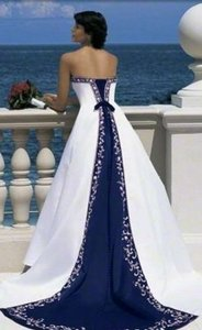Alfred Angelo Dream In Color #1516 Wedding Dress