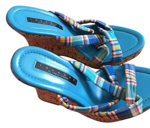 Laundry by Shelli Segal Multi Wedges