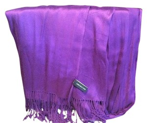 Jones New York Jones New York Rich Purple Scarf Hijab Shawl
