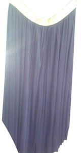 Aryn K Skirt very dark blue