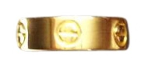 Cartier Love Ring Cartier Love Ring 18K Yellow Gold Size 6