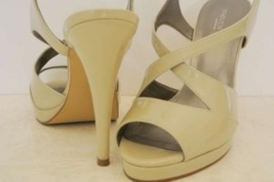 Preview International Cream Sandals