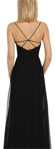 Jim Hjelm Navy Indigo 5475l Traditional Bridesmaid/Mob Dress Size 2 (XS)