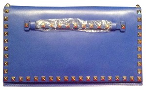 Valentino Wristlet in Blue
