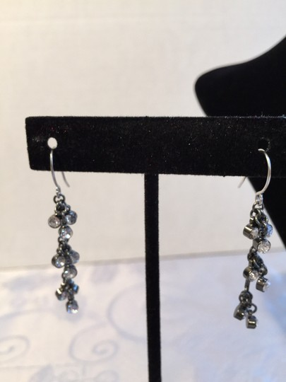 Other Vintage Crystal Necklace and Matching Earrings