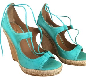 Aquazzura Aqua Wedges