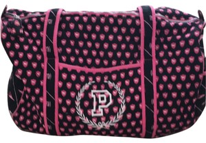 PINK Victoria's Secret Overnight Pink Travel Bag