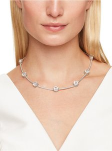 Kate Spade Kate Spade Clink of Ice Short Scatter Necklace