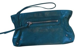 Banana Republic Wristlet in Teal