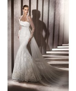 Pronovias Silba Wedding Dress