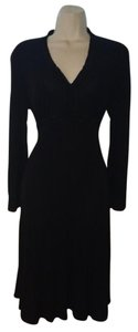 Escada short dress Black on Tradesy