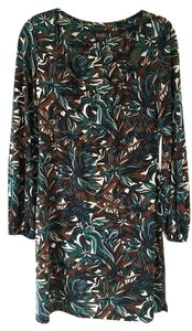 Laundry by Shelli Segal Longsleeve Long Sleeve Dress