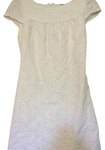 Marineblu short dress Ivory on Tradesy