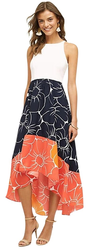 6f33ec4134bc Anthropologie Motif Peachy High-low By Hutch Athro Long Casual Maxi ...