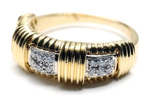 Roberto Coin Appassionata Yellow Gold Ring
