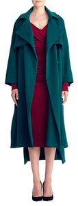 Diane von Furstenberg Wool Trench Coat