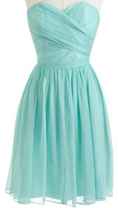 J.Crew Arabelle Bridesmaid Silk Chiffon Dress