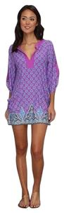 Nanette Lepore Moroccan Medallion Cover up
