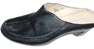 Dockers Leather black Mules