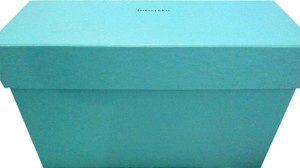 Tiffany & Co. Tote in turquoise