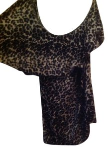Forever 21 Top Leopard