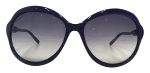 Gucci Gucci Blue Bamboo Sunglasses