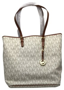 Michael by Michael Kors Tote in Vanilla