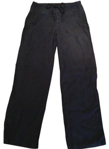 Vince Wide Leg Pants Navy