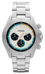 Fossil Fossil Male Casual Watch CH2916 Silver Analog