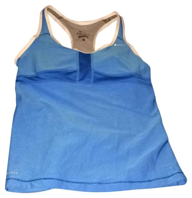 Preload https://item3.tradesy.com/images/nike-blue-razorback-dry-fit-activewear-top-size-2-xs-26-1702112-0-0.jpg?width=400&height=650